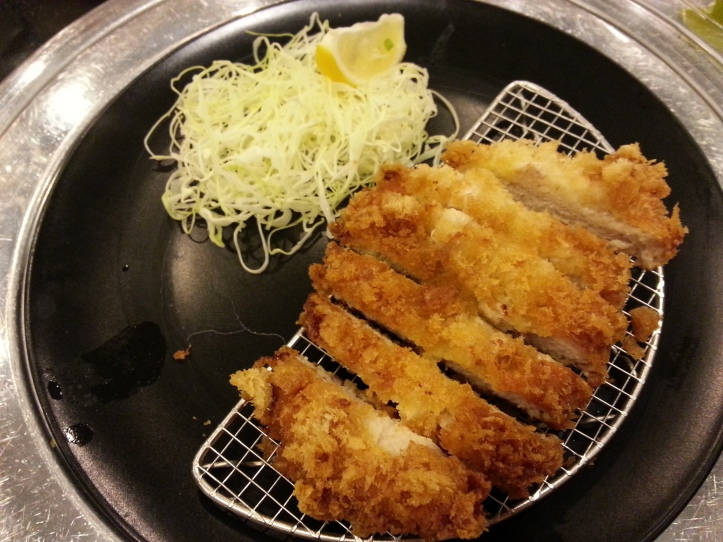 Tonkatsu - my mom loves this. She has a lot of food allergies but this one has her approval.