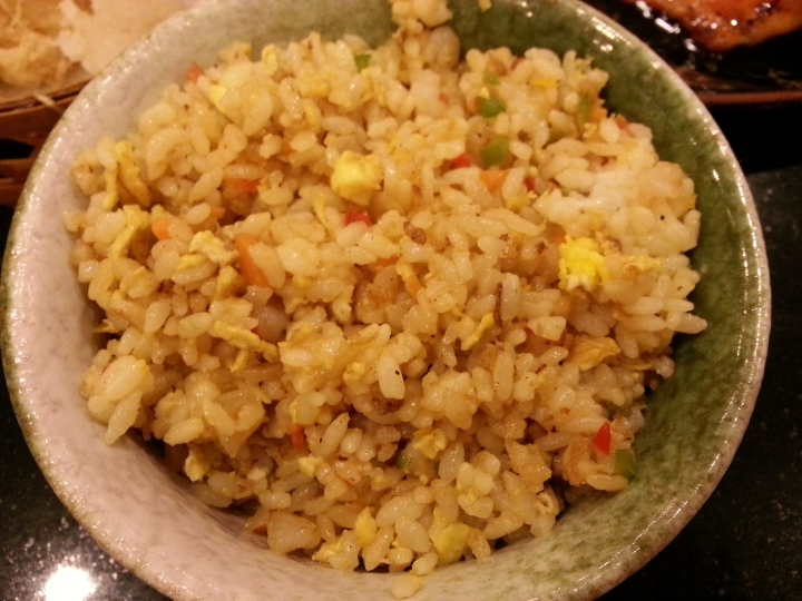 Who wouldn't want a soft and tasty rice? It has a lot of toppings that you can already consider it as a meal.