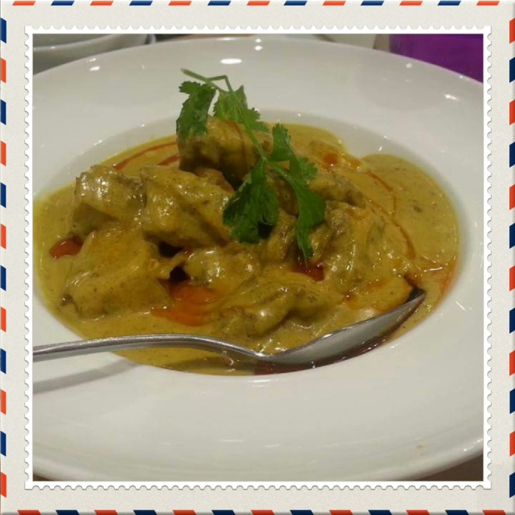 US Premium Beef Curry with Rice