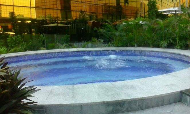 Jacuzzi (exclusive for Cabana users only)