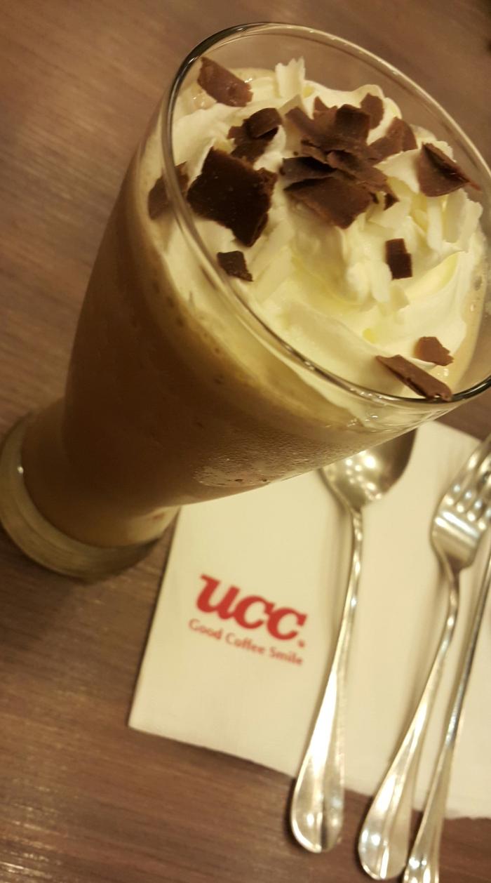 White Chocolate Mocha Frappe