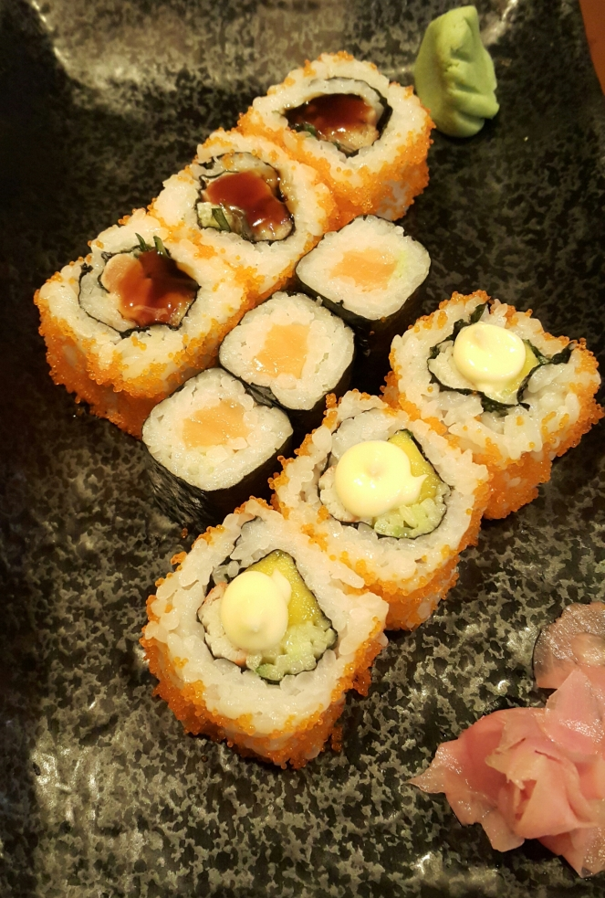Sushi Roll Take-1